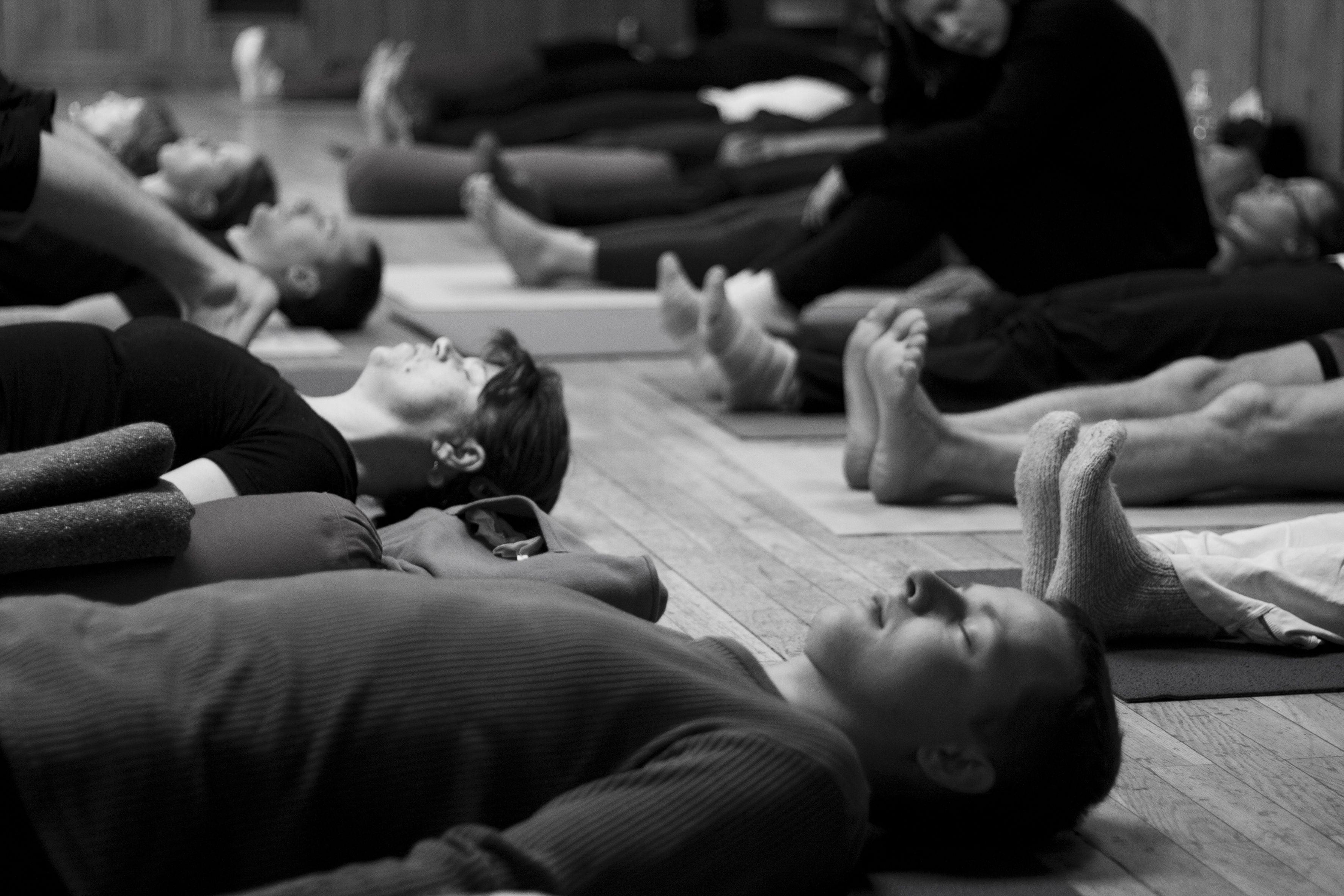 Relaks z perspektywy tradycji medytacyjnej