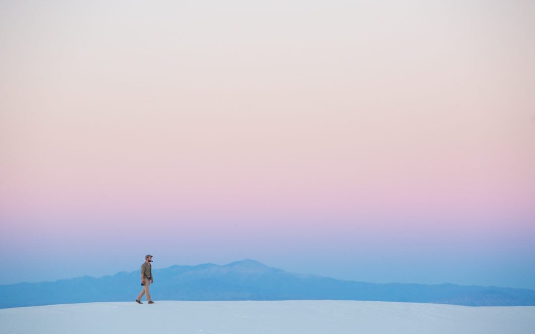 Kontemplacja chodzenia i medytacje chodzone…