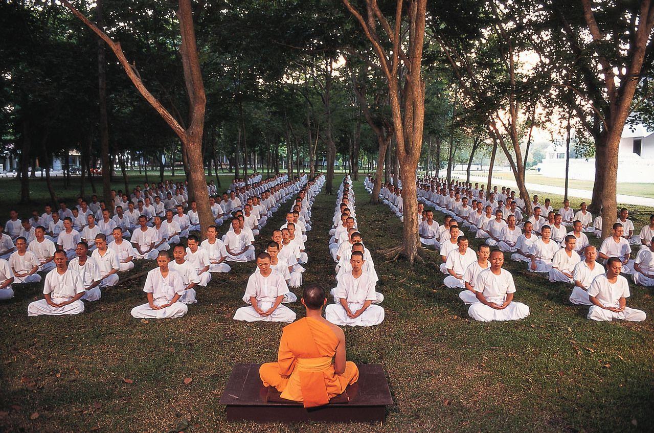 Medytacyjna koncepcja umysłu