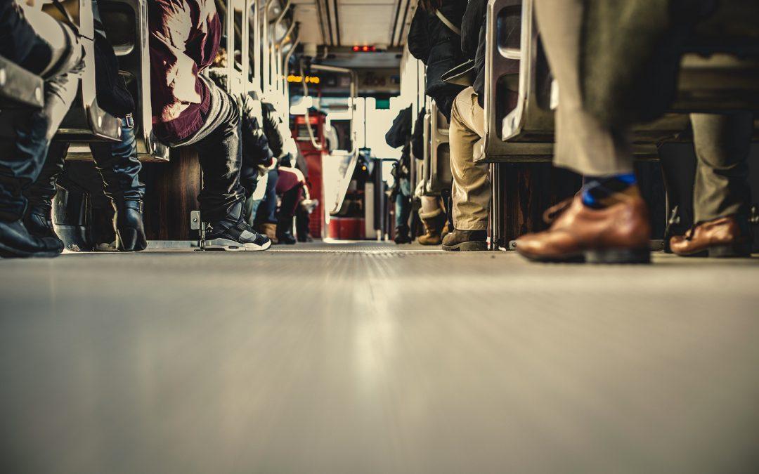 Praktyka uważności w drodze do pracy