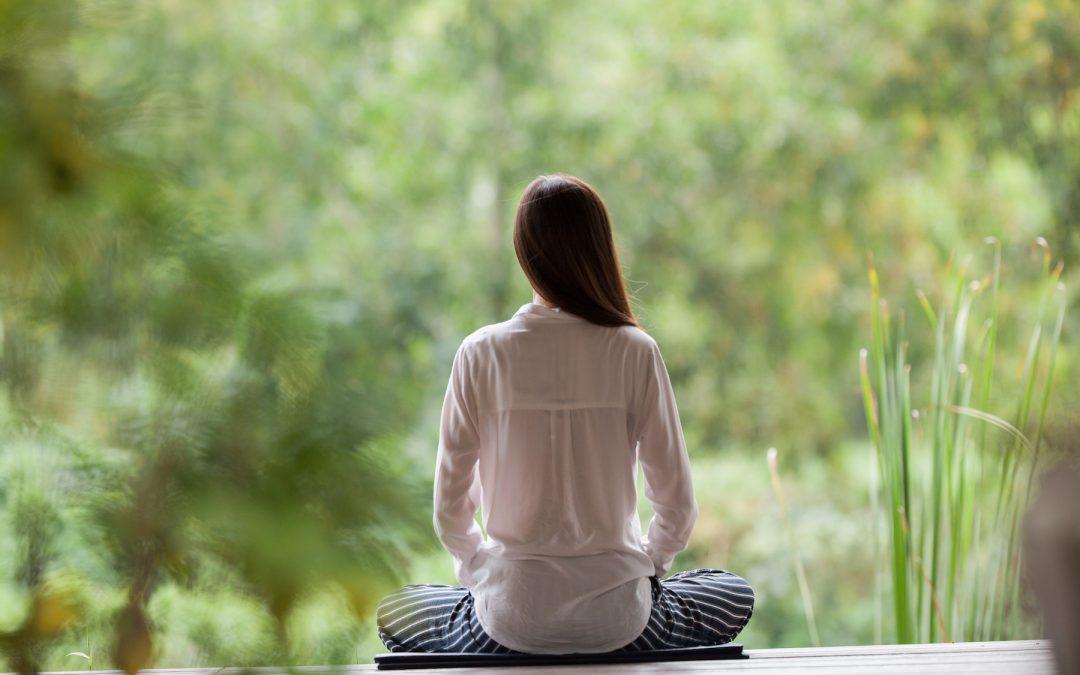 Medytacja i senność