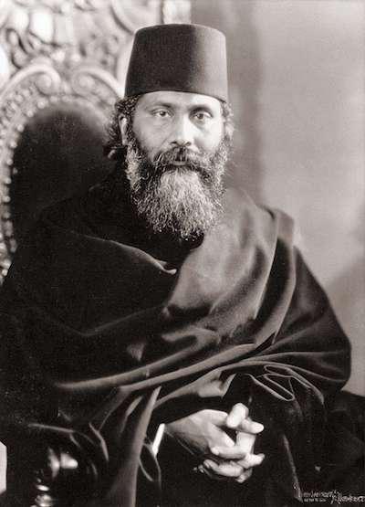 Hazrat Inayat Khan w 1923 w USa