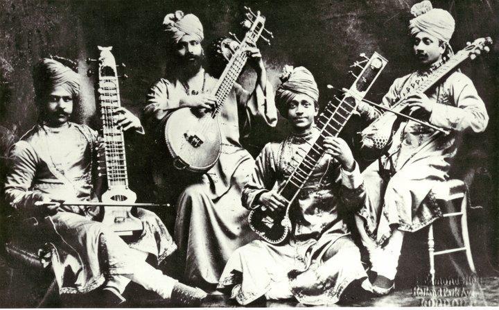 Royal Musicians of Hindustani