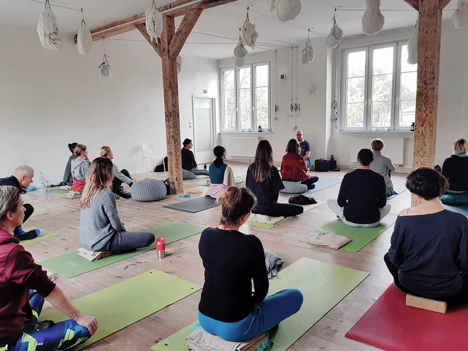 Wykłady o medytacji