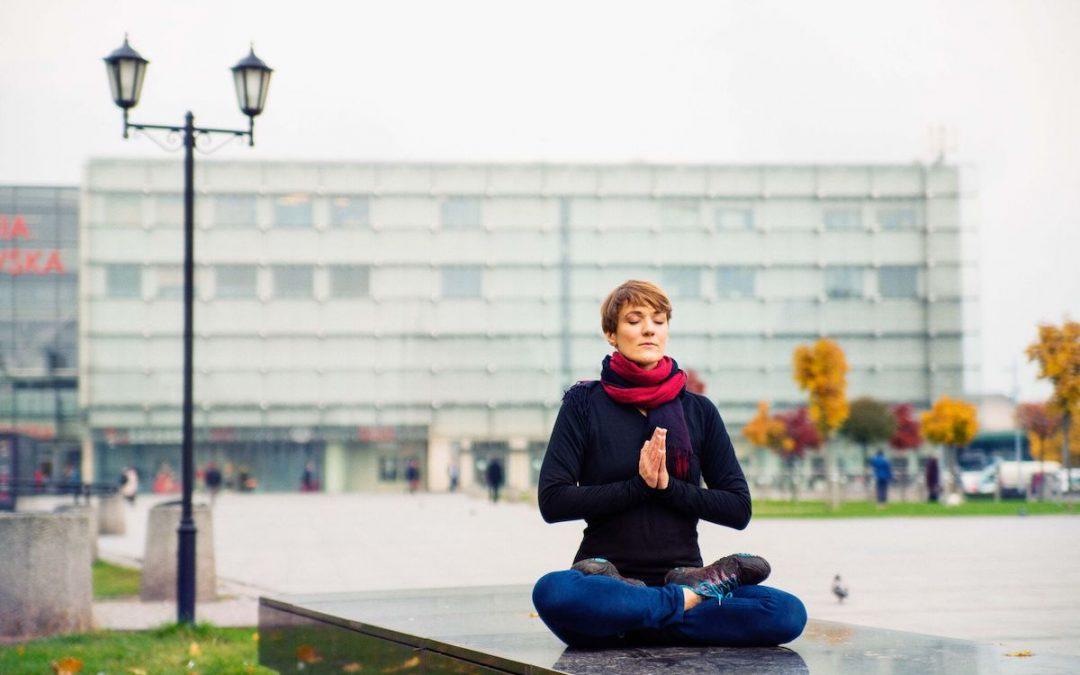 Uzdrawianie: od pośpiechu ku samokontroli