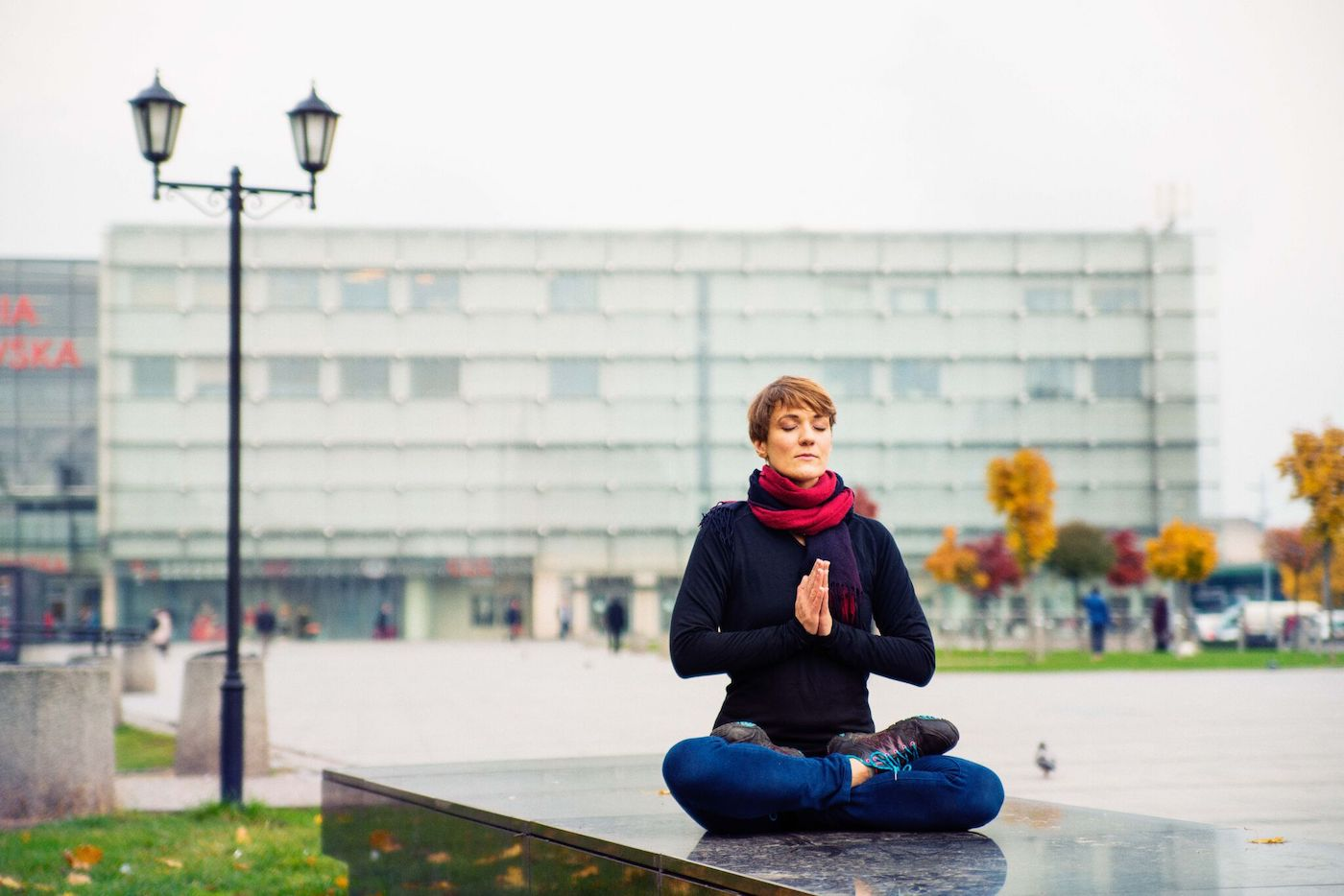 Kurs instruktorów medytacji
