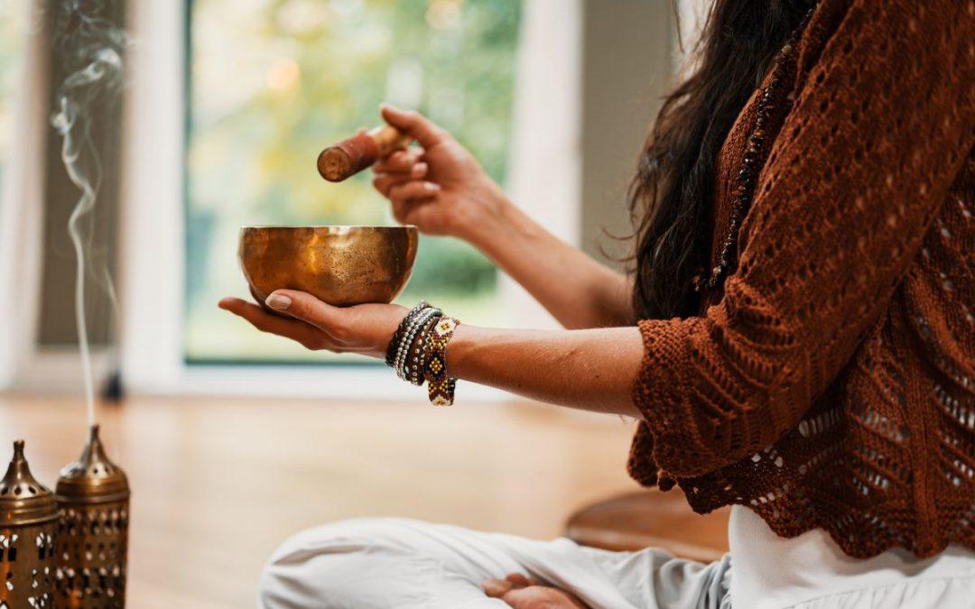 Medytacja współczucia od Ram Dassa